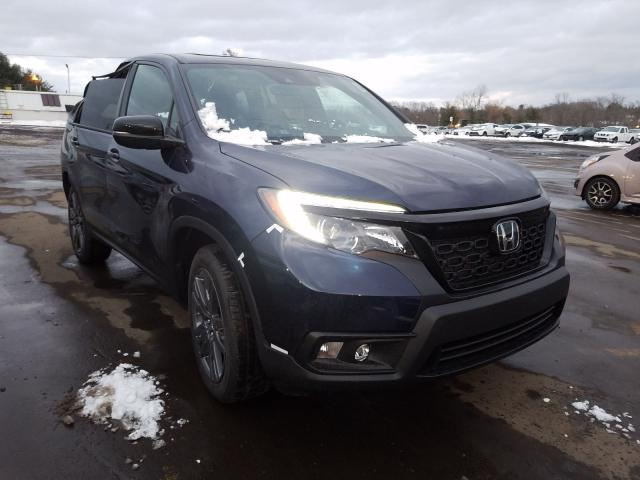 Honda Passport E salvage cars for sale: 2021 Honda Passport E