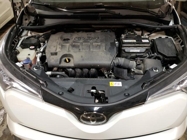 NMTKHMBX2JR021383 2018 Toyota C-Hr Xle 2.0L