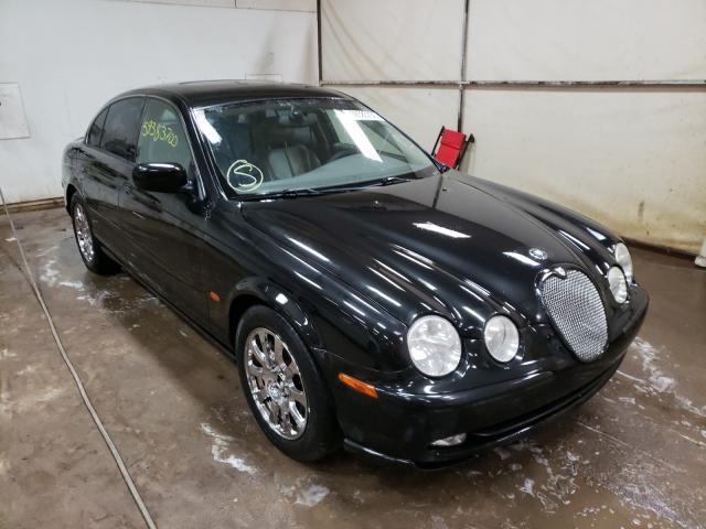 Jaguar S-Type salvage cars for sale: 2001 Jaguar S-Type