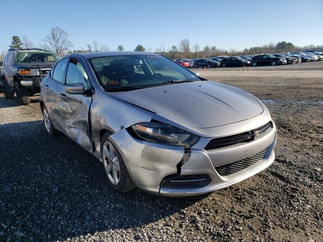 Salvage cars for sale from Copart Lumberton, NC: 2016 Dodge Dart SXT