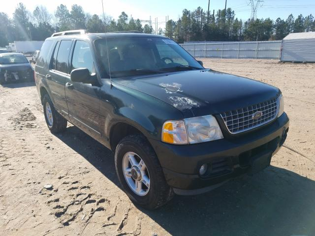 Salvage cars for sale from Copart Charles City, VA: 2004 Ford Explorer