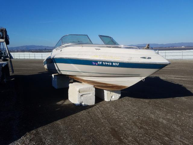 Salvage cars for sale from Copart Vallejo, CA: 1995 Reinell Boat