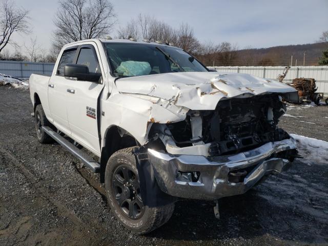 Salvage cars for sale from Copart Grantville, PA: 2015 Dodge RAM 2500 SLT