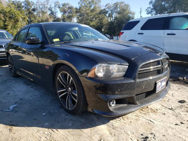 Salvage cars for sale from Copart Ocala, FL: 2013 Dodge Charger SU