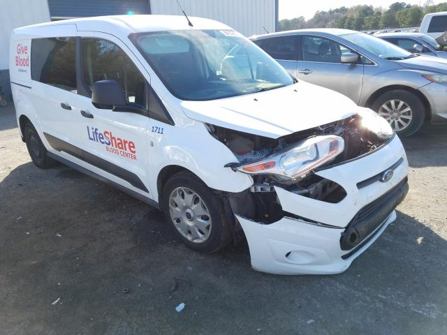 Salvage cars for sale from Copart Shreveport, LA: 2017 Ford Transit CO
