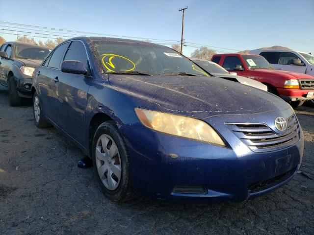 Salvage cars for sale from Copart Colton, CA: 2007 Toyota Camry CE
