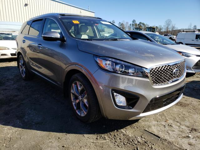 2018 KIA Sorento SX for sale in Spartanburg, SC