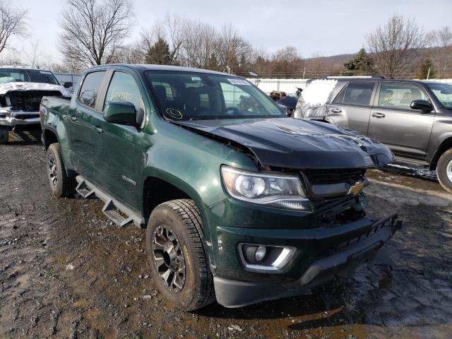 Salvage cars for sale from Copart Grantville, PA: 2015 Chevrolet Colorado Z
