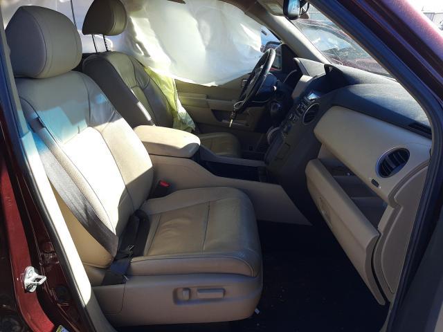пригнать из сша 2012 Honda Pilot Exl 3.5L 5FNYF4H58CB080338