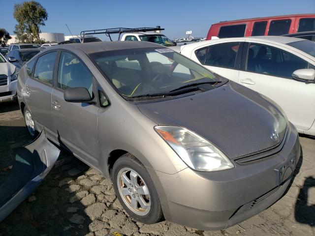 Salvage cars for sale from Copart Martinez, CA: 2005 Toyota Prius