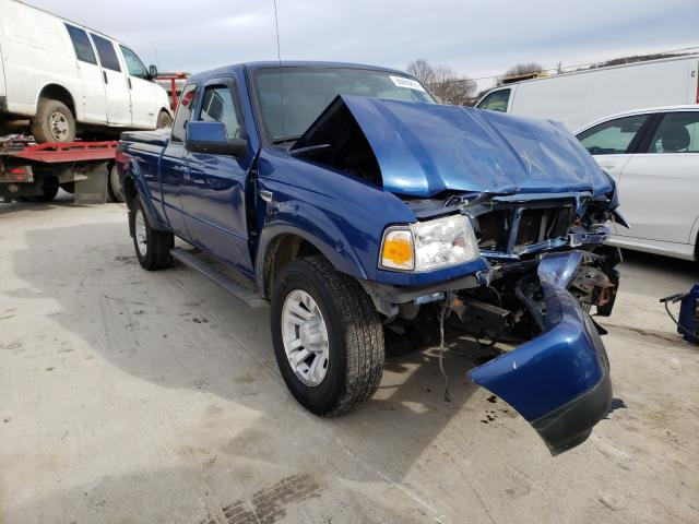 Salvage cars for sale from Copart Lebanon, TN: 2007 Ford Ranger SUP