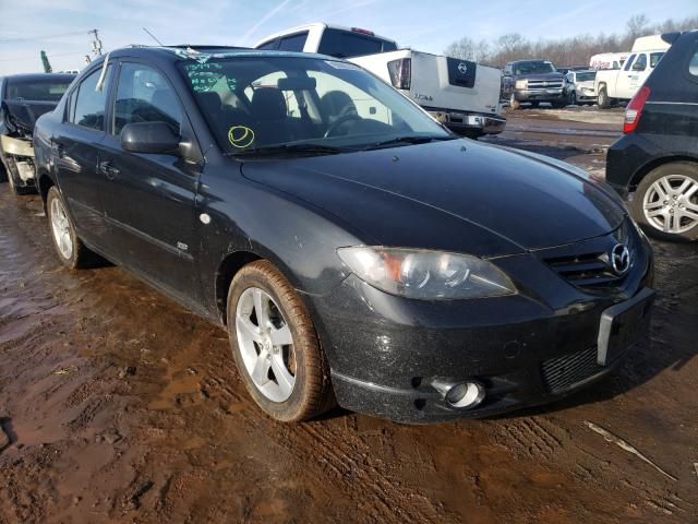 Mazda 3 salvage cars for sale: 2006 Mazda 3