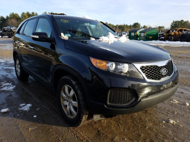 KIA salvage cars for sale: 2012 KIA Sorento