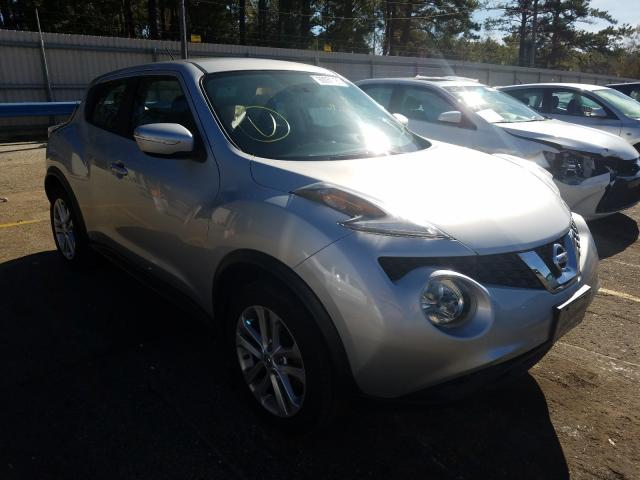 Salvage cars for sale from Copart Eight Mile, AL: 2016 Nissan Juke S