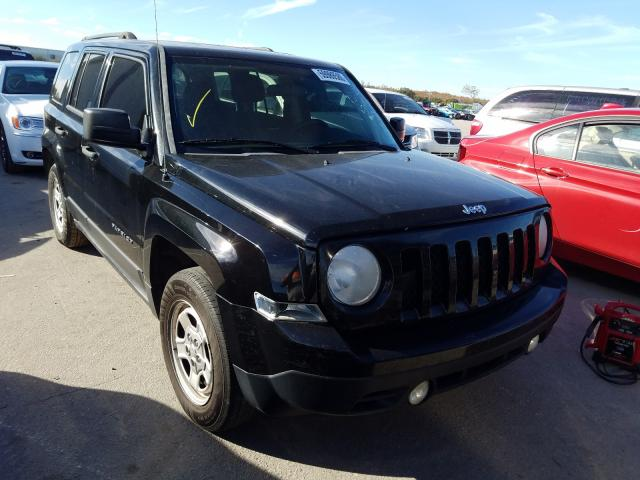 Salvage cars for sale from Copart Orlando, FL: 2013 Jeep Patriot SP