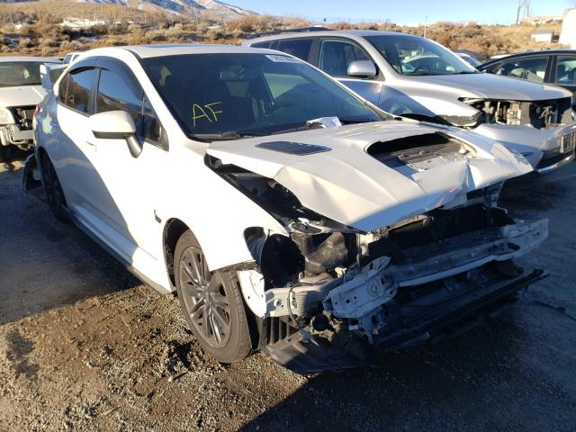 Salvage cars for sale from Copart Reno, NV: 2015 Subaru WRX Limited
