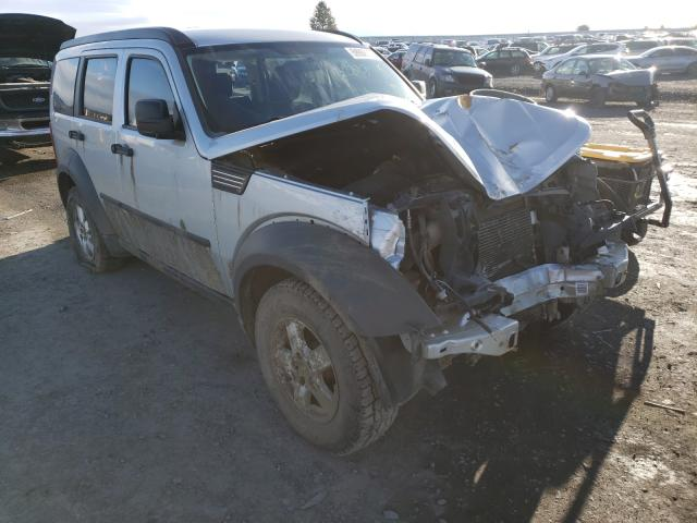 Salvage cars for sale from Copart Airway Heights, WA: 2007 Dodge Nitro SXT