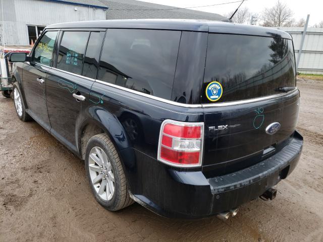 купить 2010 Ford Flex Sel 3.5L 2FMGK5CC3ABD04043