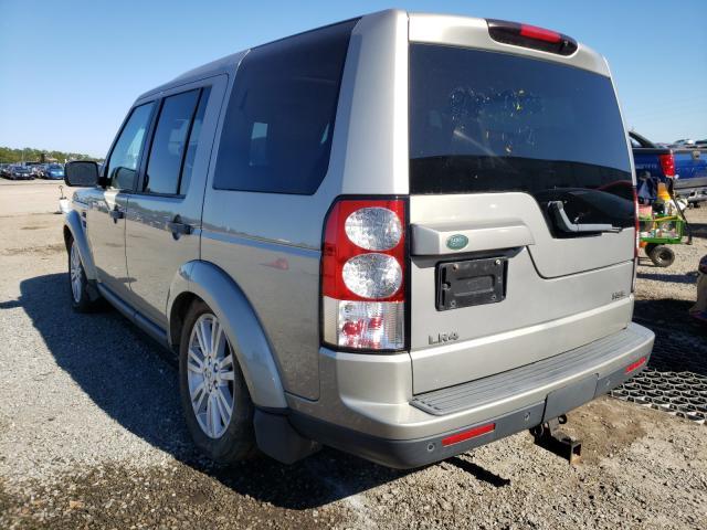 купить 2011 Land Rover Lr4 Hse 5.0L SALAG2D44BA552082