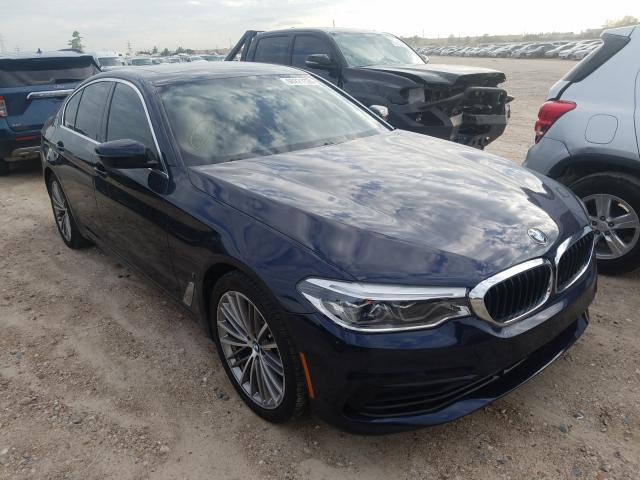 BMW 530XE salvage cars for sale: 2019 BMW 530XE