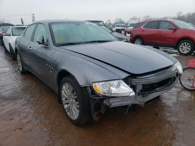 Maserati Quattropor salvage cars for sale: 2009 Maserati Quattropor