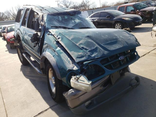 Ford Explorer salvage cars for sale: 1998 Ford Explorer