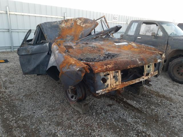 Ford Bronco salvage cars for sale: 1972 Ford Bronco