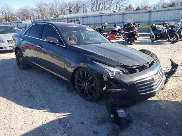 Cadillac salvage cars for sale: 2017 Cadillac CTS Luxury