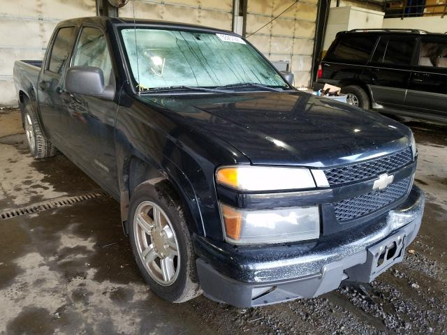 Salvage cars for sale from Copart Graham, WA: 2005 Chevrolet Colorado