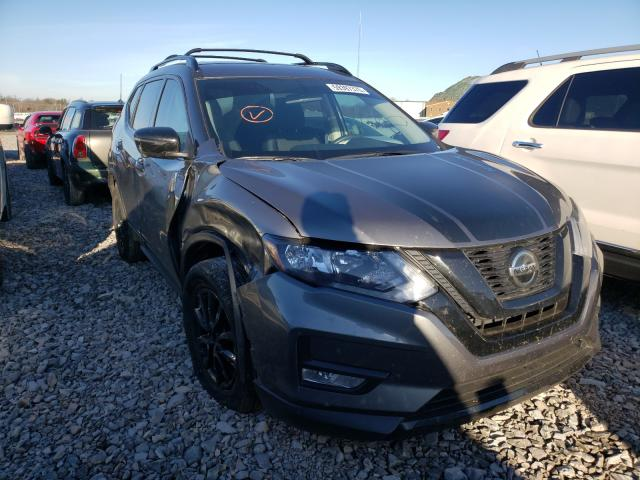 Salvage cars for sale from Copart Lawrenceburg, KY: 2018 Nissan Rogue S