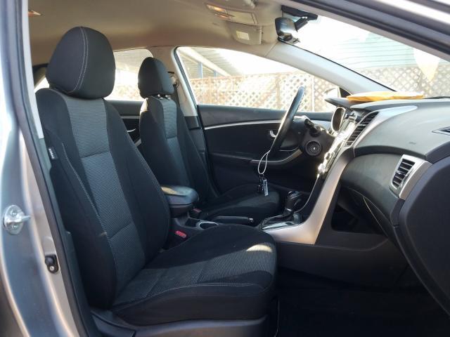 пригнать из сша 2013 Hyundai Elantra Gt 1.8L KMHD35LE6DU058802