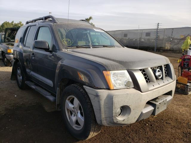 Nissan salvage cars for sale: 2006 Nissan Xterra OFF