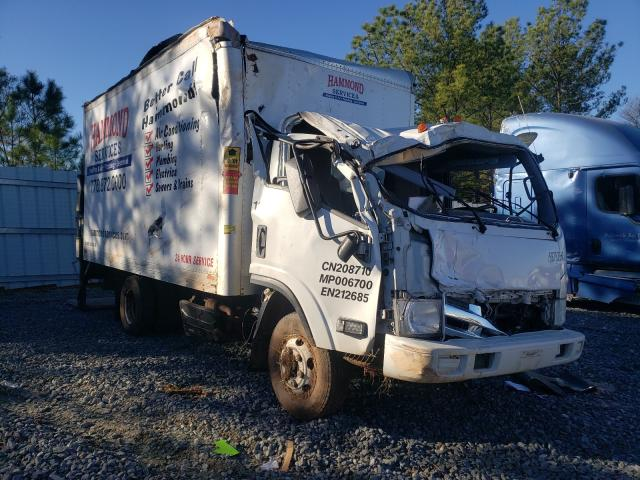 Salvage cars for sale from Copart Byron, GA: 2012 Isuzu NPR