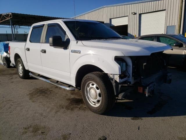 Salvage cars for sale from Copart Orlando, FL: 2015 Ford F150 Super