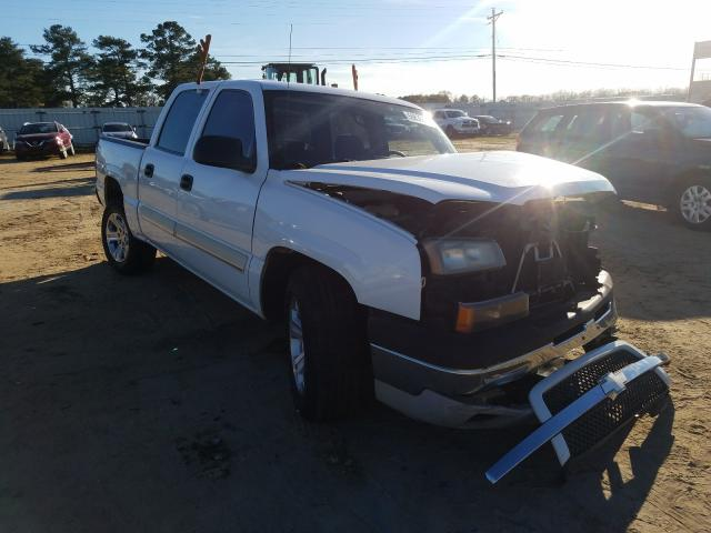 Salvage cars for sale from Copart Newton, AL: 2005 Chevrolet Silverado