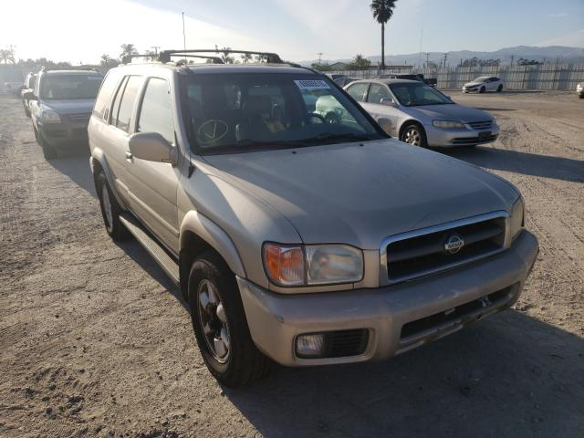Nissan Pathfinder salvage cars for sale: 2001 Nissan Pathfinder