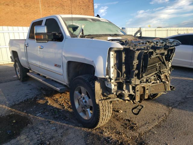 Vehiculos salvage en venta de Copart Lexington, KY: 2016 Chevrolet Silverado