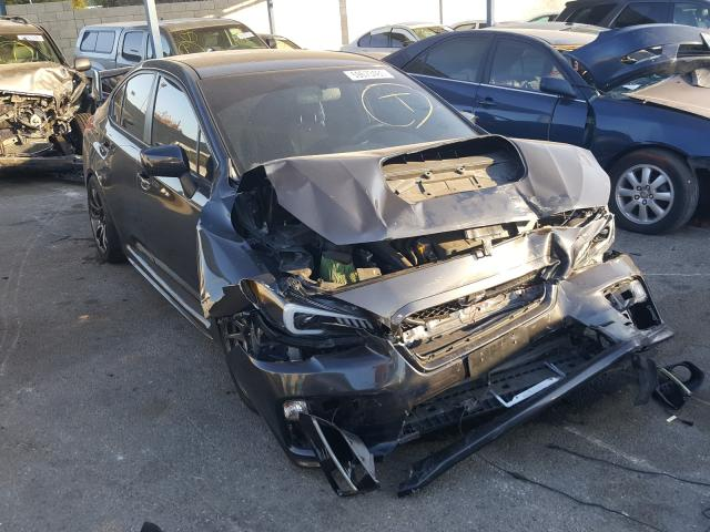 Salvage cars for sale from Copart Colton, CA: 2016 Subaru WRX
