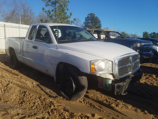 Salvage cars for sale from Copart Gaston, SC: 2006 Dodge Dakota ST