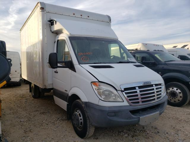 Salvage cars for sale from Copart Kansas City, KS: 2012 Freightliner Sprinter 3