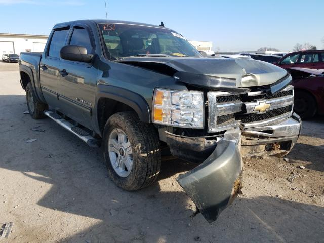 Salvage cars for sale from Copart Indianapolis, IN: 2011 Chevrolet Silverado