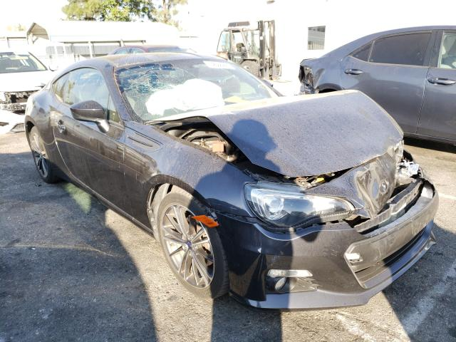 Salvage cars for sale from Copart Rancho Cucamonga, CA: 2014 Subaru BRZ 2.0 LI