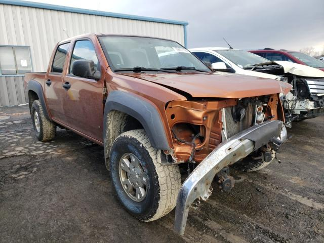 Salvage cars for sale from Copart Chambersburg, PA: 2006 Chevrolet Colorado