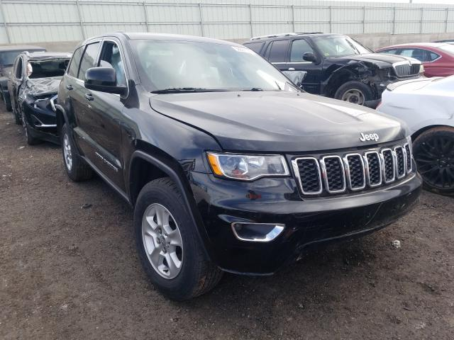 Salvage cars for sale from Copart Albuquerque, NM: 2017 Jeep Grand Cherokee