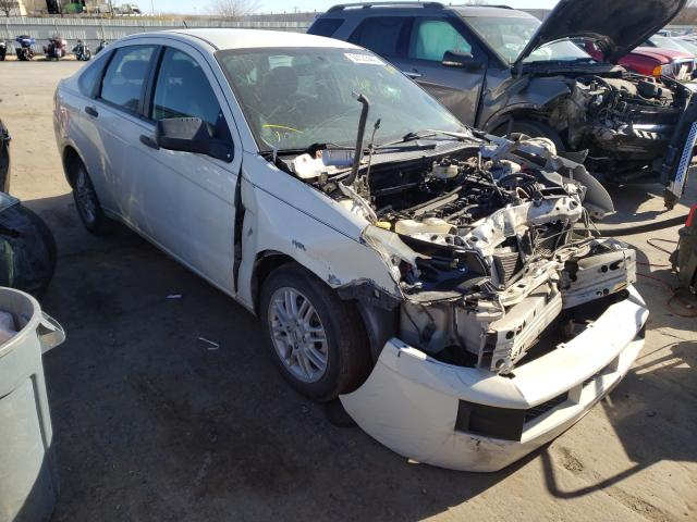 Salvage cars for sale from Copart Tulsa, OK: 2009 Ford Focus SE