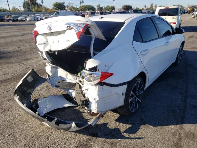 цена в сша 2017 Toyota Corolla L 1.8L 5YFBURHE1HP602361