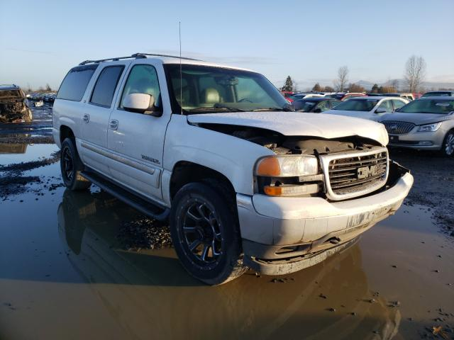 Salvage cars for sale from Copart Eugene, OR: 2005 GMC Yukon XL K