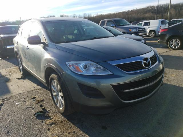 Mazda salvage cars for sale: 2010 Mazda CX-9