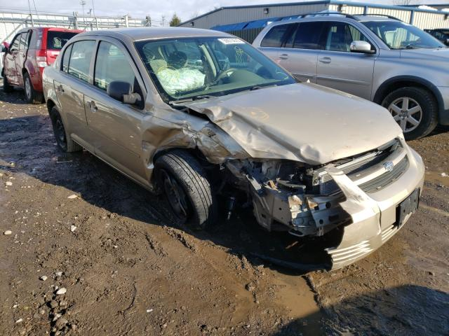 Chevrolet Cobalt salvage cars for sale: 2005 Chevrolet Cobalt