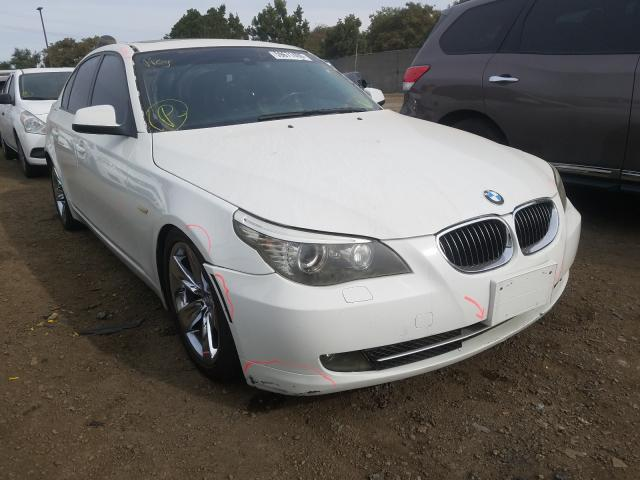 2010 BMW 528 I WBANU5C54AC365048